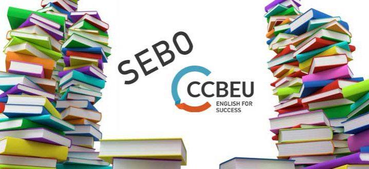 Você pode escolher entre duas opções: CORRER até o CCBEU ou CORRER até o CCBEU! Hoje e amanha teremos um SEBO para que você consiga comprar guias, enciclopédias, livros literários e muito mais com motivos mais que incríveis