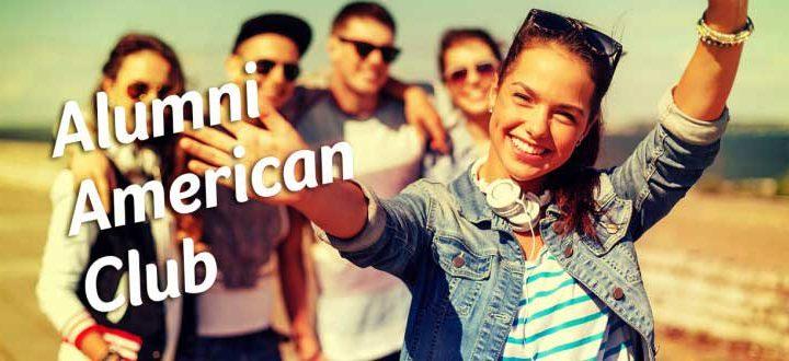 O Alumni American Club, consiste em um grupo de conversação que busca unir alumni e comunidade, por meio de um conhecimento em comum: a língua inglesa.