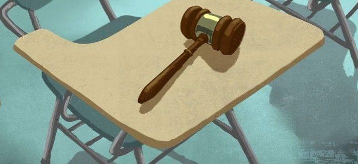 Desde seu primeiro dia de aula, quando ainda era uma criancinha, você vem aprendendo as regras. Onde se sentar. Quando ir ao banheiro.