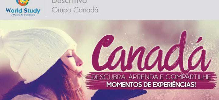 O Canadá é um dos países mais escolhidos por estudantes que desejam aprender e principalmente aprimorar o seu inglês.